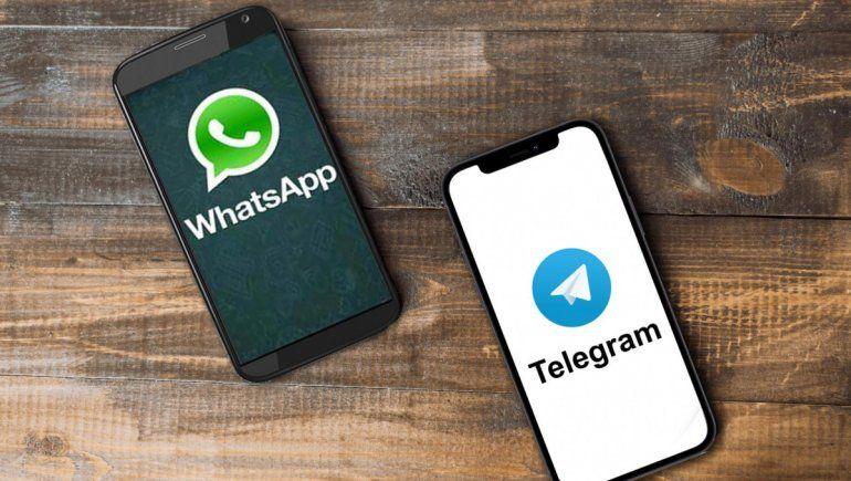WhatsApp: esta configuración te ayudará a decir que te vas a Telegram.