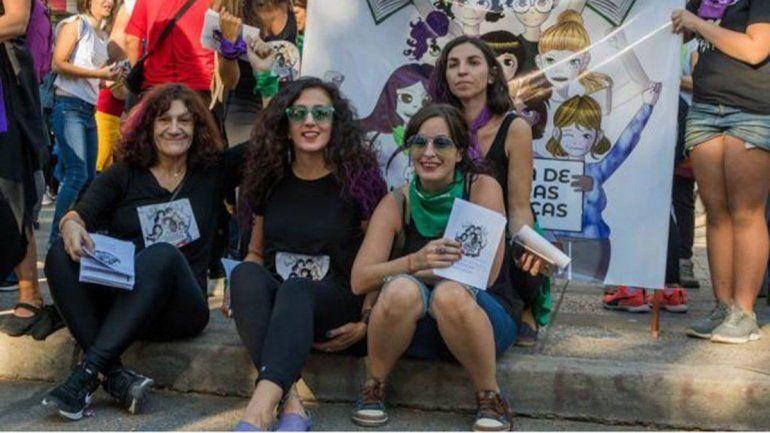 Las escritoras patagónicas van por el Premio Democracia