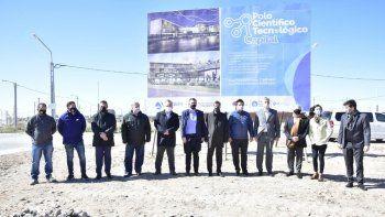 La construcción del Polo Tecnológico de Neuquén ya tiene fecha de inicio