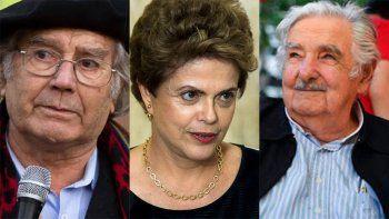 perez esquivel, dilma rousseff y pepe mujica, seran integrantes del consejo economico y social