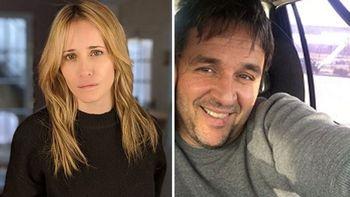 Julieta Prandi denunció a su ex marido por llevarse sin autorización a sus hijos
