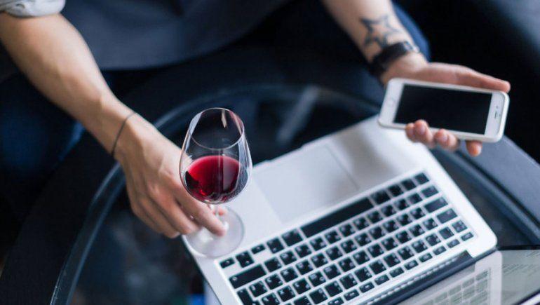 Las bodegas dan un salto digital y se meten en el comercio de vinos