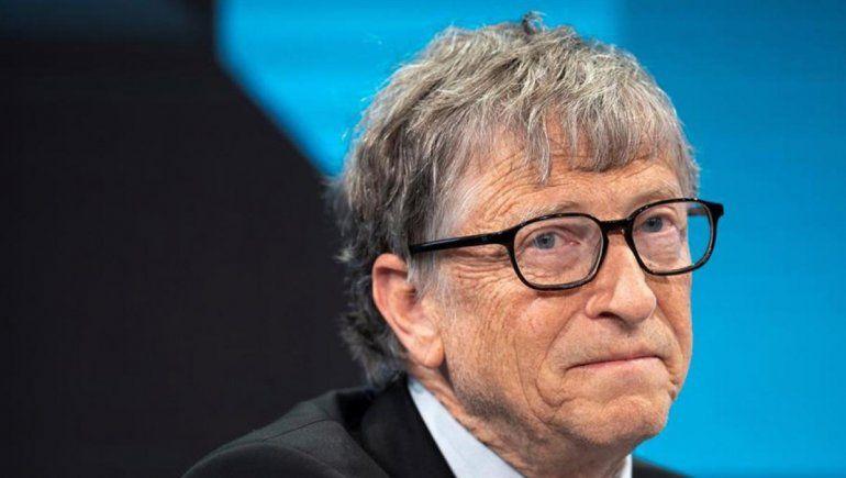 Bill Gates ya recibió su segunda dosis de la vacuna contra el coronavirus
