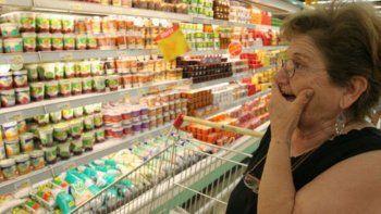En el país, la inflación del primer semestre fue del 25,3%