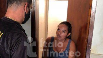 brutal crimen: una madre le arranco los ojos y la lengua a su hijita