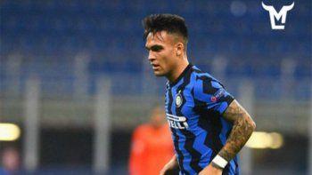 Lautaro Martínez gana por año 2,5 millones de euros con el Inter de Milán | Foto: @lautaromartinez (Vía Instagram)