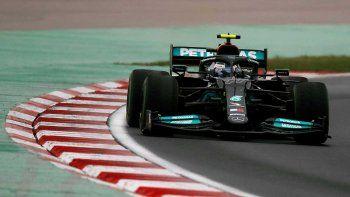 Bottas ganó el Gran Premio de Fórmula 1 en Turquía