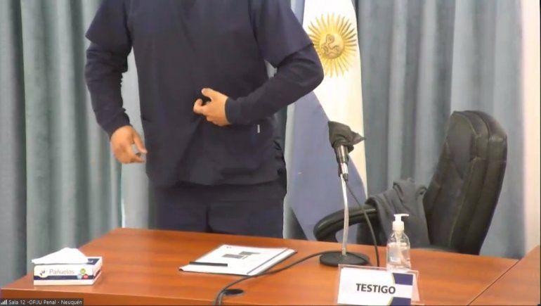 El doctor Gordillo explicó que una de las lesiones fue mortal. La misma, fue una puñalada en la zona del abdomen.