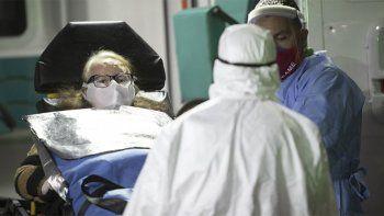 coronavirus: se registraron 74 muertos y 1490 nuevos contagios en argentina