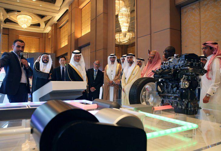 El ministro de Energía de Arabia Saudita
