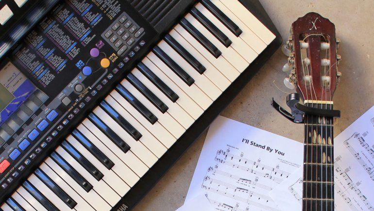 En La Angostura piden abrir una escuela de música