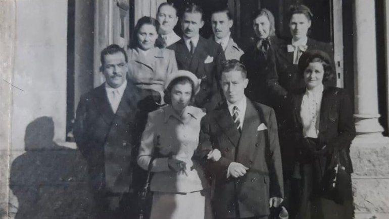 Casamiento Ida y Bernardo.