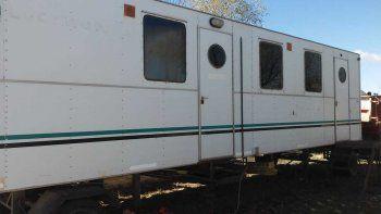policia recupero el trailer valuado en $3 millones