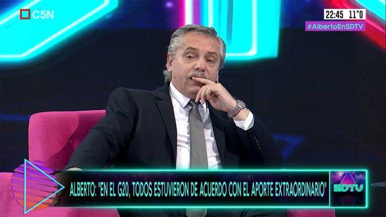 Fernández: No es un impuesto, es una contribución