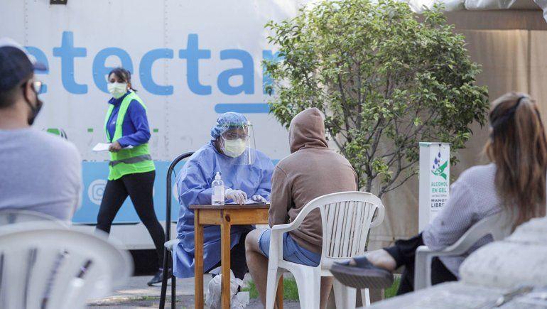 COVID: marzo cerró con 108 contagiados y dos fallecidos