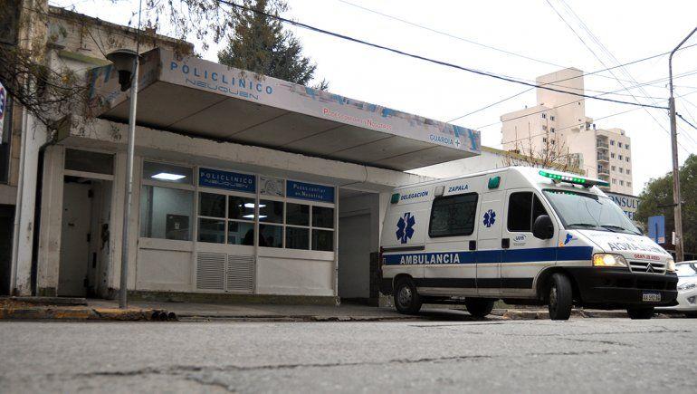 Policía atropelló a una mujer que está en grave estado