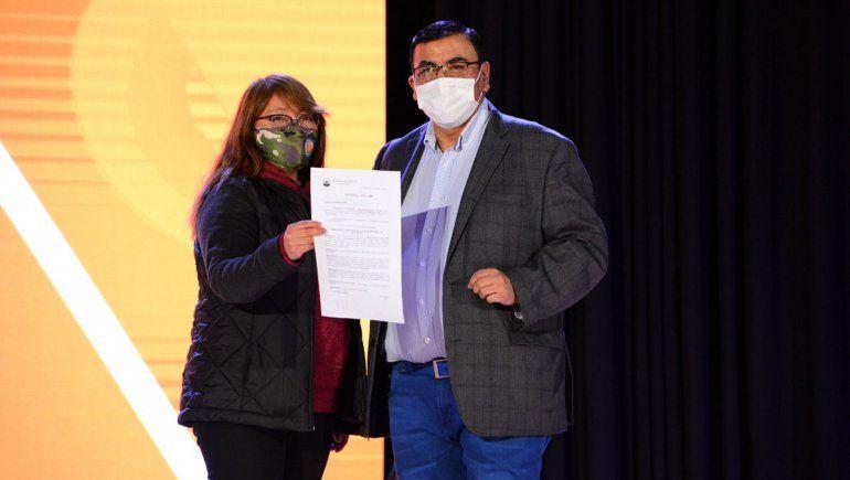 Cutral Co: la Municipalidad entregó 41 nuevos lotes