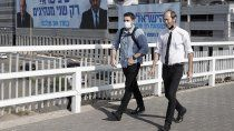 en israel ya no sera obligatorio usar barbijo