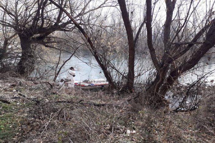Hallaron el cuerpo del hombre que se tiró al río Neuquén