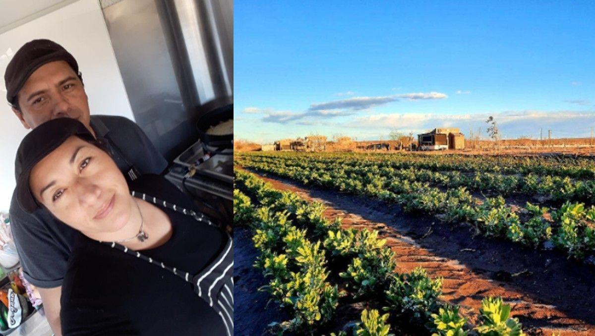 cambio radical: cerraron su food truck y apostaron todo a la agroecologia