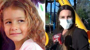 Pampita inauguró una plaza en homenaje a su hija Blanca Vicuña que cumpliría 15 años