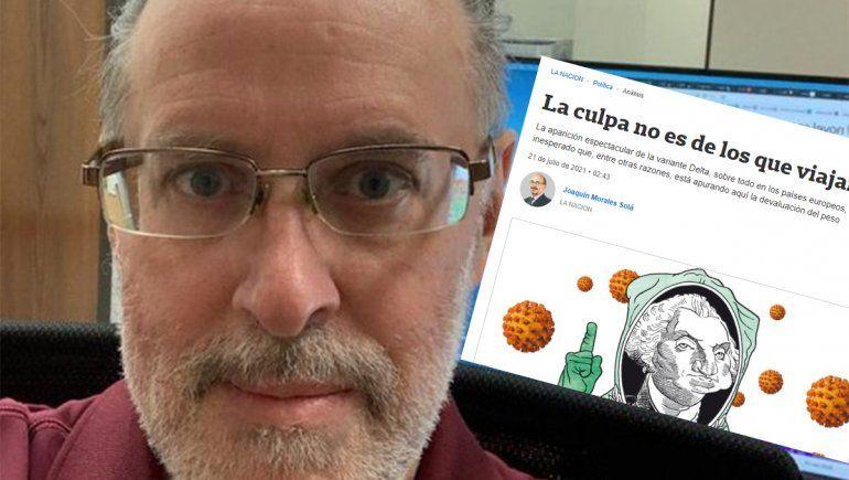 Un científico explotó contra una columna de opinión del diario La Nación
