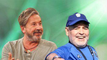 La emoción de Montaner y el hit que le escribió a Maradona