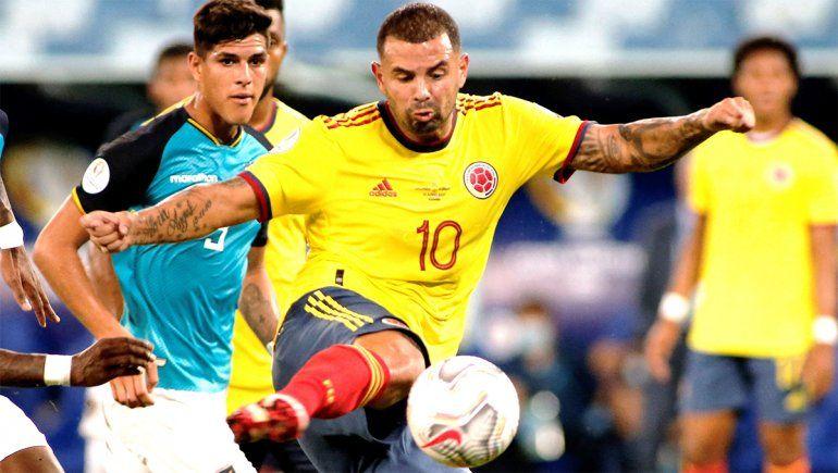 Los golazos de Gabigol y Cardona en el inicio de la Copa América