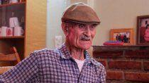 la historia de juan fernandez, el poblador mas viejo de octavio pico
