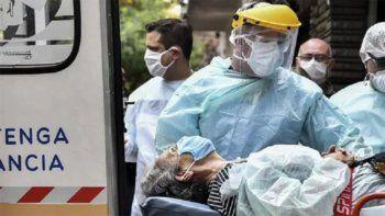 covid: 495 muertos y 15.631 casos en las ultimas 24 horas