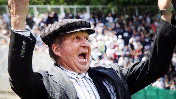 murio a los 86 anos carlos griguol, maestro del futbol argentino