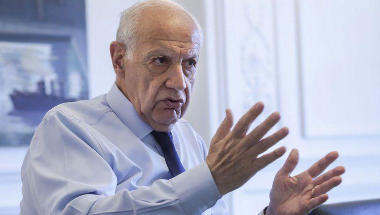 En una carta, Lavagna fue crítico con el populismo