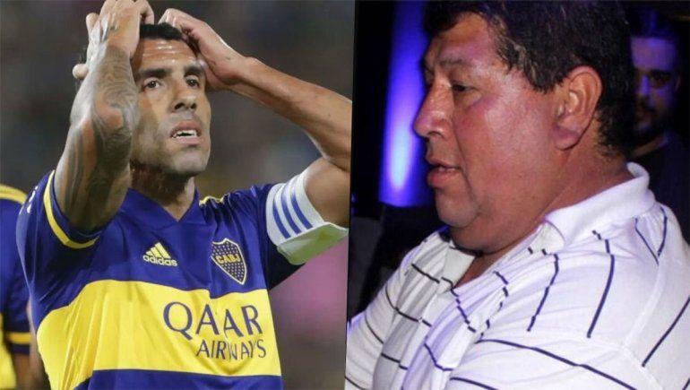 Falleció el papá de Tevez y el mundo Boca está de duelo