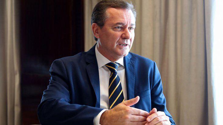 Hensel destacó la importancia de generar las condiciones para impulsar las inversiones dentro de la minería nacional