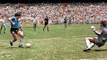 22 de junio de 1986, el dia que diego (re)invento el futbol