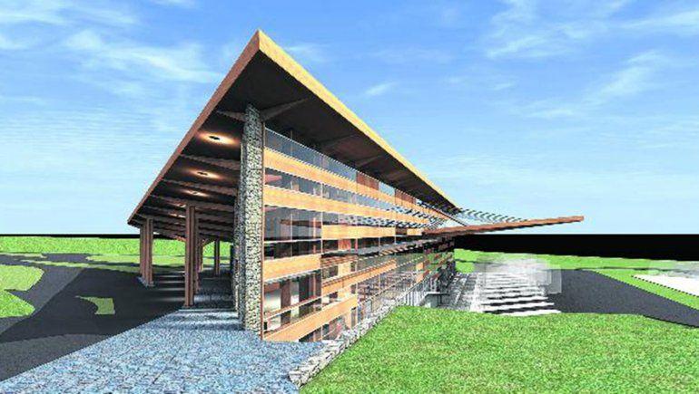 A fin de mes se presentará el proyecto de la nueva terminal de San Martín