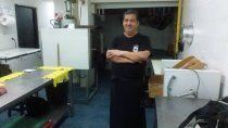 chefo, el cocinero solidario que hoy necesita ayuda de todos