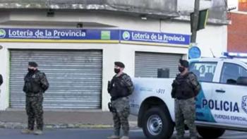 Tensión en Caseros: toma de rehenes y más de 300 disparos