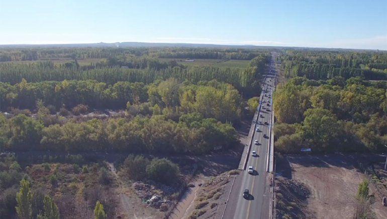 ¿Cuándo se licita la obra del cuarto puente entre Neuquén y Cipolletti?
