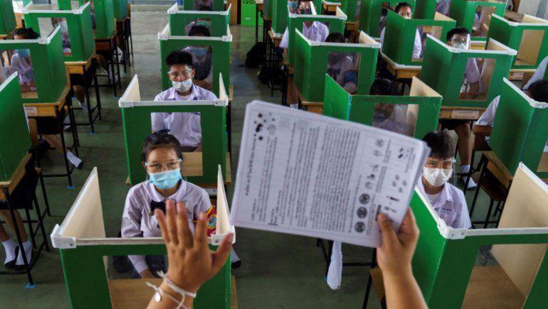 Reiteran la advertencia sobre el contagio del COVID-19 por el aire