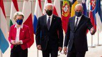 joe biden restablece las relaciones con europa