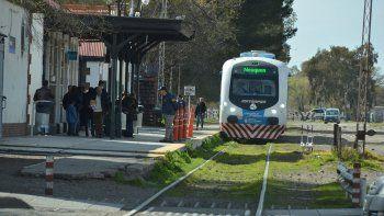 fin de la cuarentena en el transporte: ¿vuelve el tren del valle?
