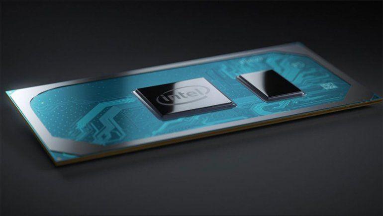 Intel anuncia sus procesadores Intel Core de Generación 11