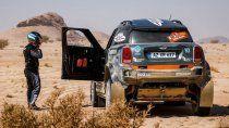 La sexta etapa del Dakar 2021 tuvo el abandono de Orlando Terranova, el único argentino en autos.