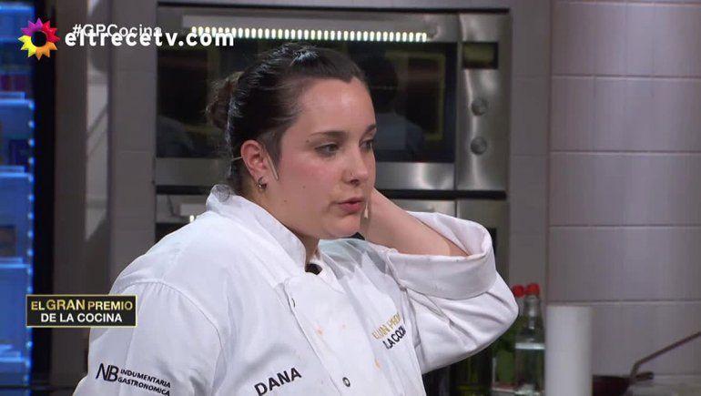 Dana destrozó a El Gran Premio de la Cocina: Me boludearon