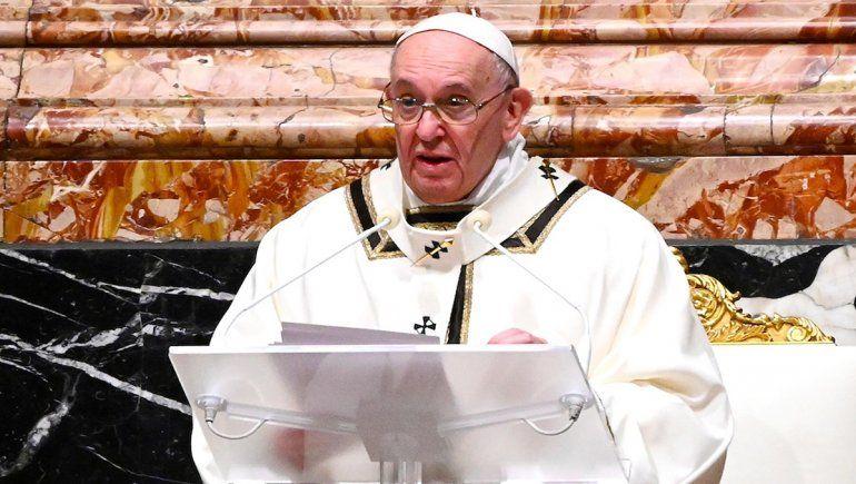 El Papa cancela actividades otra vez por ciática