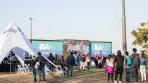 con sorteos y juegos, llega a neuquen el camion de turismo porteno