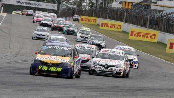El Turismo Pista lleva 158 pilotos a Buenos Aires