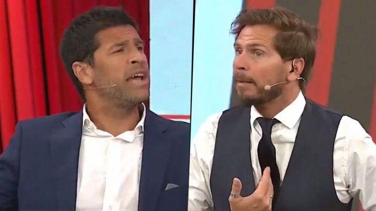 No me faltes el respeto, el tenso cruce entre Vignolo y Domínguez