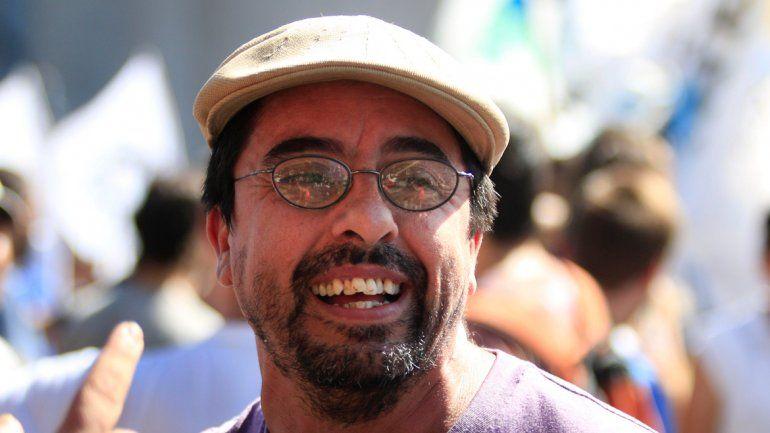Liberaron al ex líder de Quebracho, Fernando Esteche